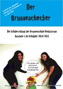 Brunnenchecker, Heft 1 in 2014/2015